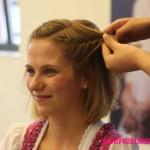 dirndl frisuren fur kurze haare anleitung