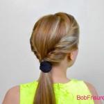 einfache flechtfrisuren fur lange haare