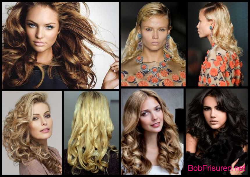 frauen frisurentrends 2016 locken