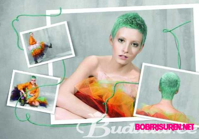 grun haarfarben trends