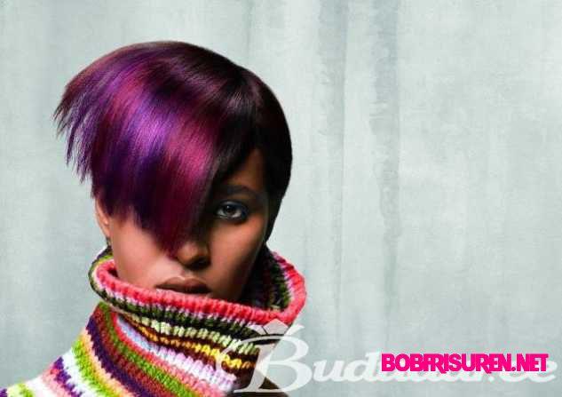 lila haarfarben trends