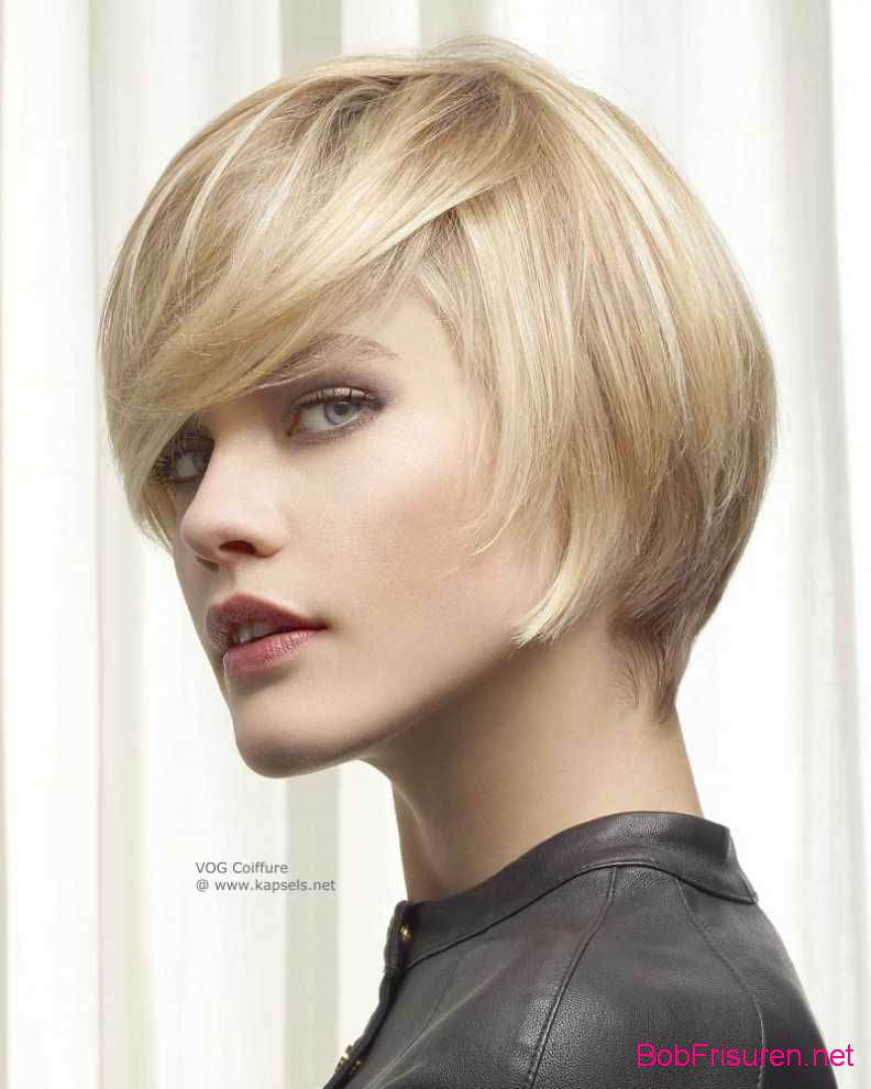 mode bob frisuren kurz