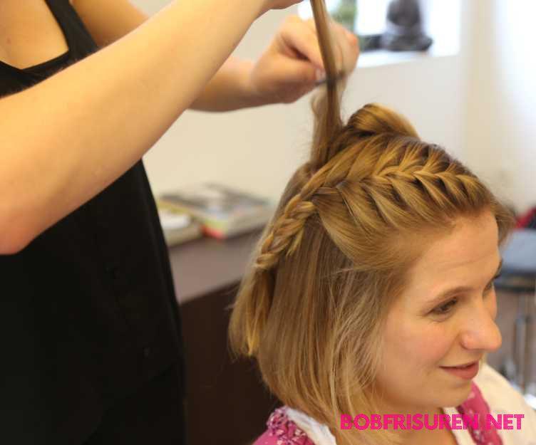 oktoberfest frisuren kurze haare