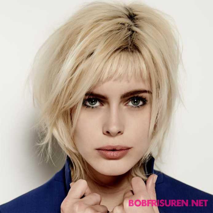 blond frisuren mittellange haare 2016