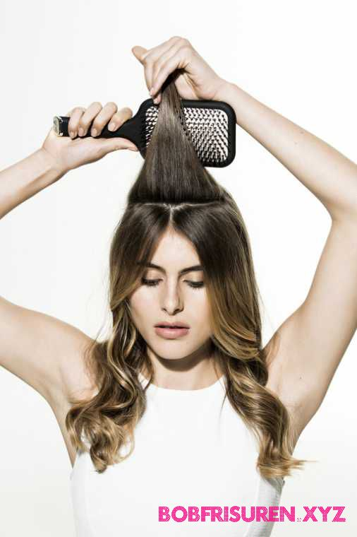 frisuren fur ombre hair lange haare