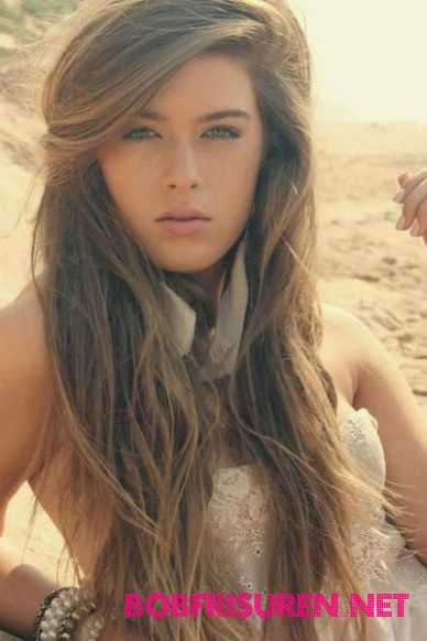 frisuren lange haare frisuren ideen