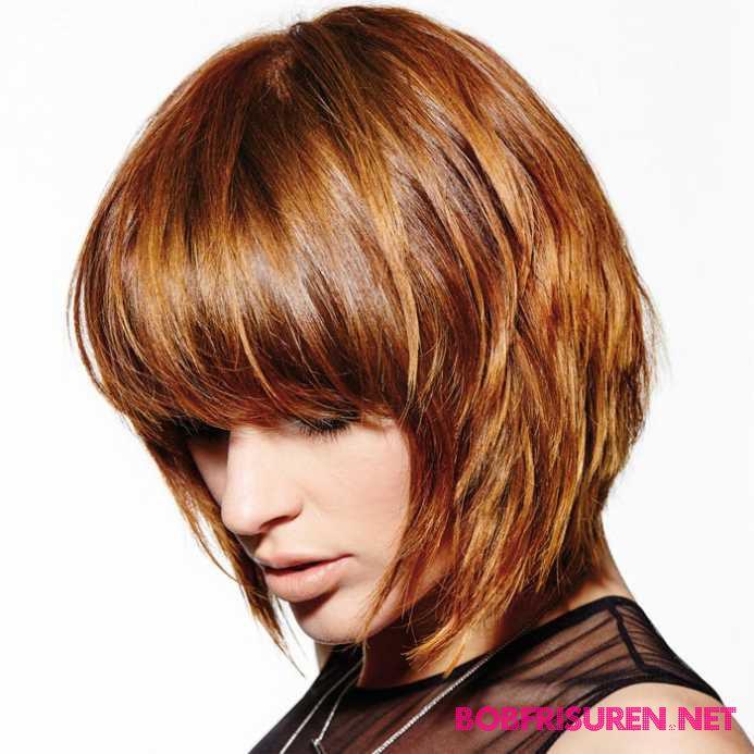 frisuren mittellange haare 2016 haarfarbe