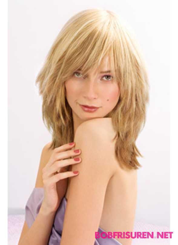 langhaarfrisuren 2016 ideen blond
