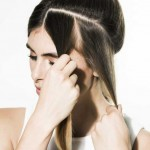 ombre hair lange haare step by step