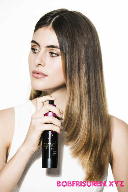 ombre hair lange haare styling tipps