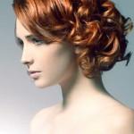 lockenfrisuren fur kurze haare hallblond