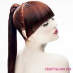 rot frisuren lange haare