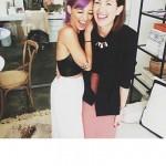violette haarfarben