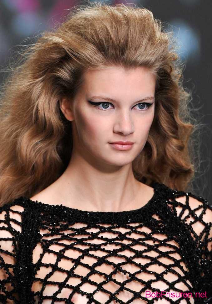 lockenfrisuren 2015 moderne haare
