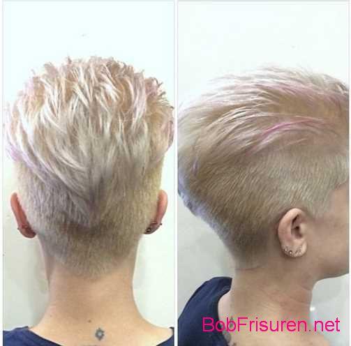 mohawk bob hairstyles
