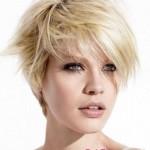 asymmetrischer kurze haare bob frisuren