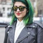 grun haarfarben trends 2015