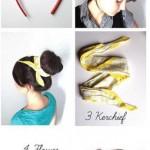 frisuren zum selber machen fur kurze haare