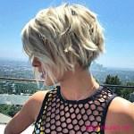 blondine frisuren 2016 kurz