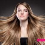 braune haarfarben