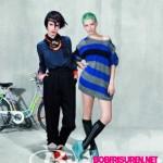 grun haarfarben trends schwarz