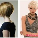 kurze haare frisuren stylen