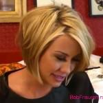 mode bob frisuren schone haar