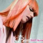 moderne frisurentrends haarfarben