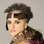 moderne kurze haare frisuren stylen