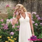 Eleganten Chignon Hochzeitsfrisuren ideen 2016