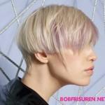kurzhaarfrisuren 2016 trends blond farbe